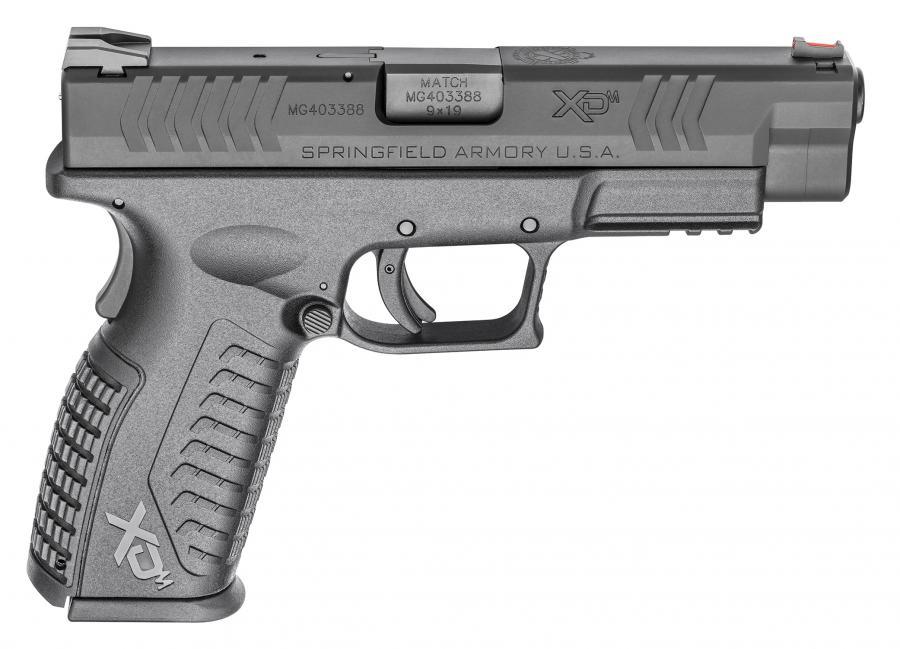Xdm 9mm Black 4.5 10+1