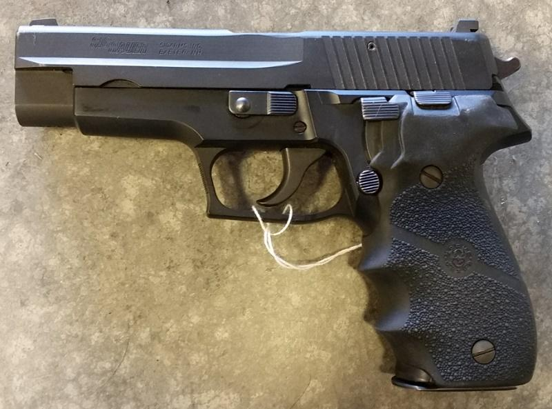 "Sig Sauer P226 9mm ""made in"