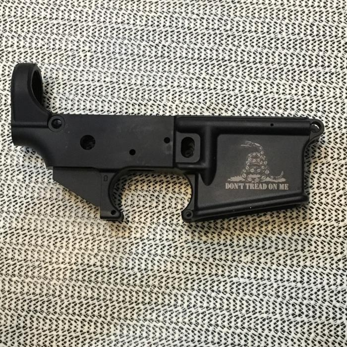 "Anderson ""dont Tread on Me"" Receiver"