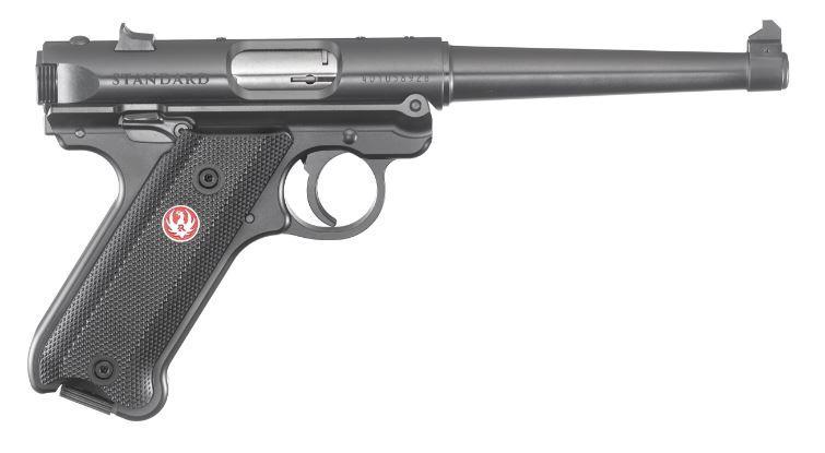 """Ruger Mark IV Std 22lr 6"""""""