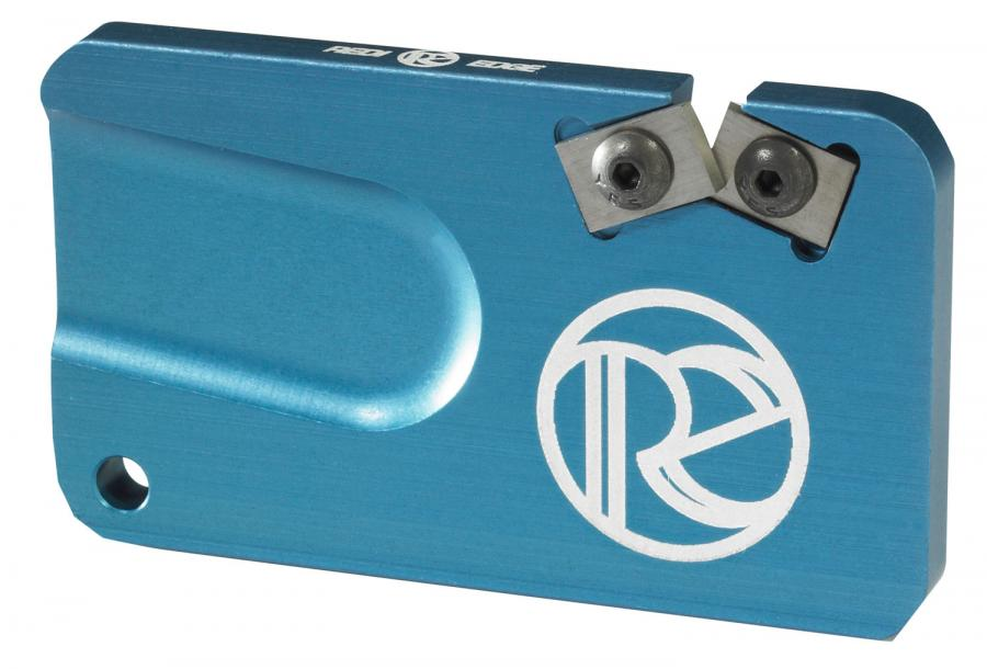 Redi Reps201bu Pocket Sharpener Blue