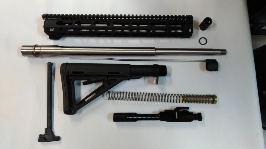308 Complete Build kit