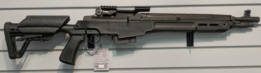Springfield Arm US Rifle M1A (a-4169)