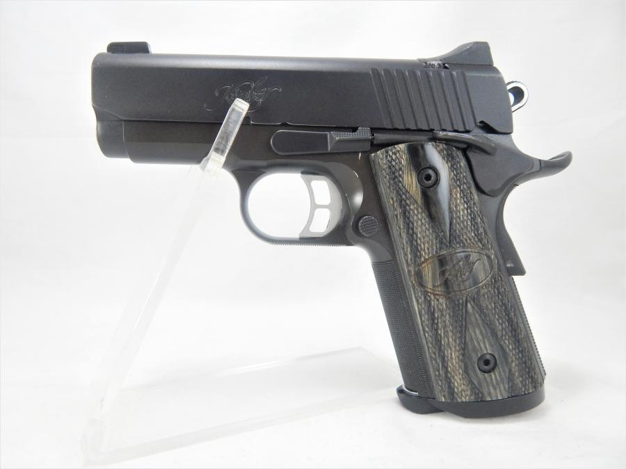Kimber Tactical Ultra II 45acp 3""