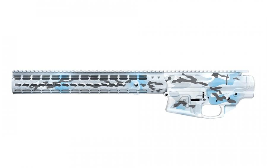 M5e1 Arctic Camo Builder Set -