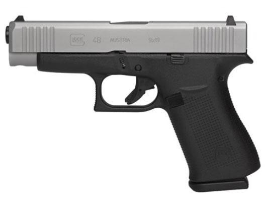 Glock 48 9mm Pst 10rd Bold