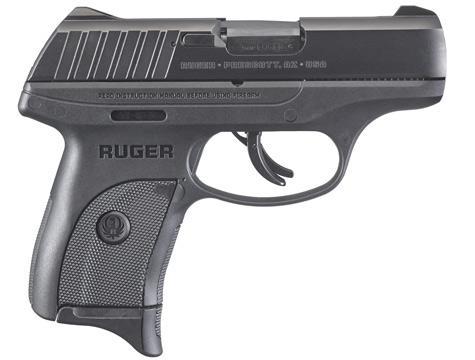 Ruger Ec9s 9MM PST B 7RD