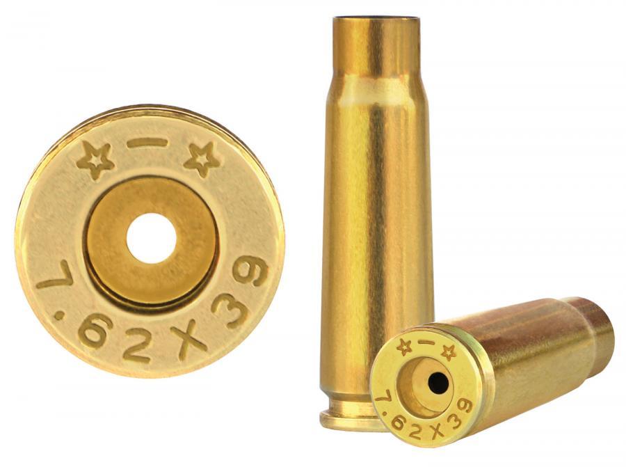 Starline Brass Star762x39eu Unprimed Cases 7.62x39mm