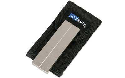 Accusharp Diamond 3 Stone W/pouch