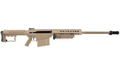 """Barrett M107a1 Tan 29"""" 50bmg 1-10rd"""