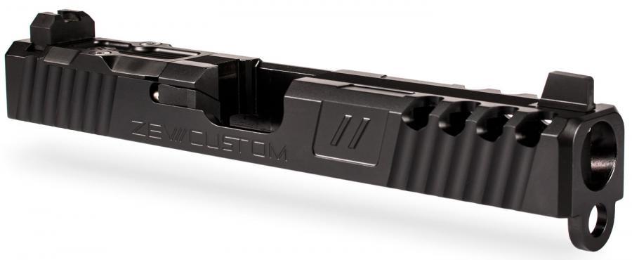 ZEV Sld.kit-z17-3g-spart-rmr-dlc G17 Slide KIT