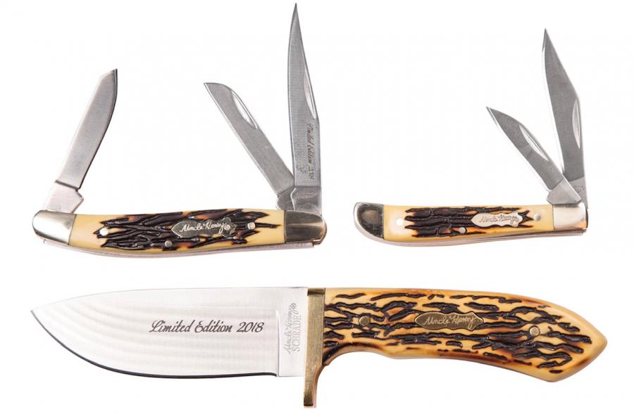 Schrade Uncle Henry Limited Edition 2018