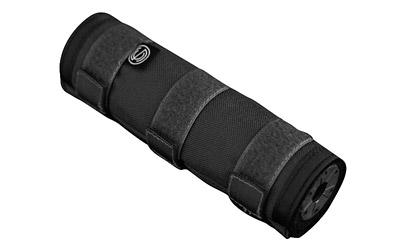 "Sco Suppressor Cover 6"" Black"