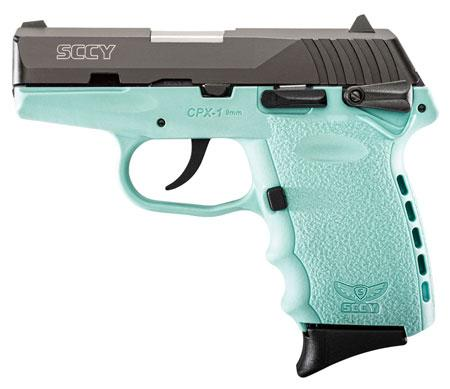 Sccy Cpx1cbsb 9MM 3.1 CRB PLY