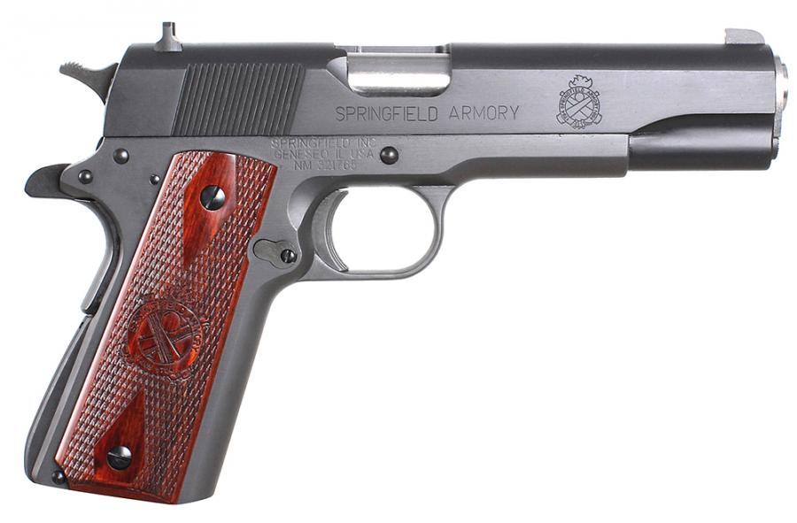 Springfield Armory 1911 Mil-spec 45 ACP | Blue Collar Tactical LLC