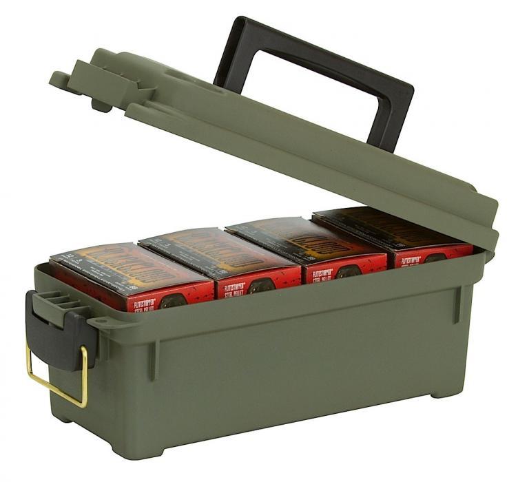 Plano Shell Box Ammo Box 6-8