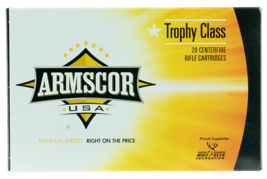 Armscor 300wby Mag 180gr Trpy Cl