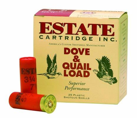 Estate Upland Hunting Loads 20 ga