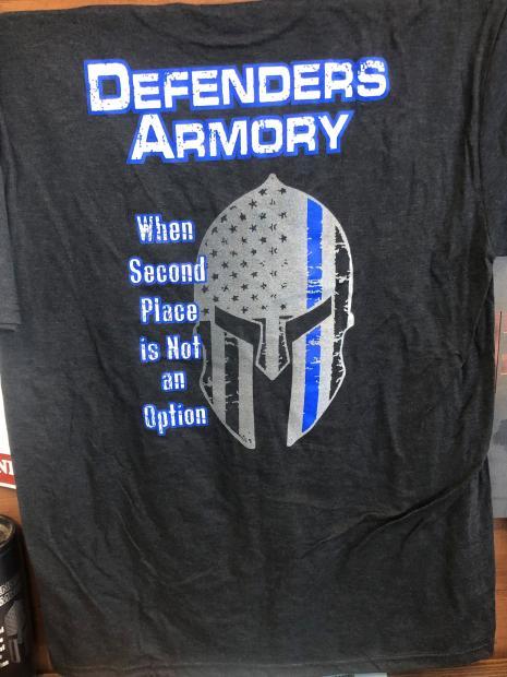 DA Shirt- Large