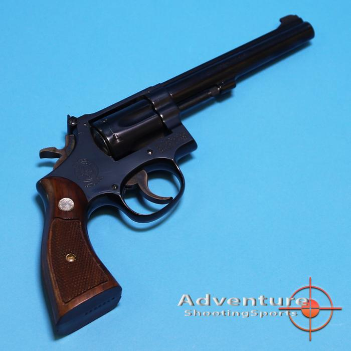 Smith & Wesson 17-2 K-22 Masterpiece