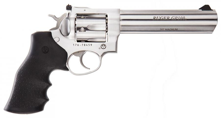 Ruger Gp100 357 Mag Heavy Barrel