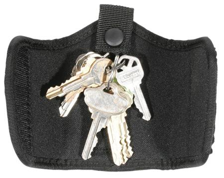 Bhwk 44a650bk Silent KEY Holder BLK
