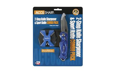 Accusharp Sharpneasy 2step Combo Blu