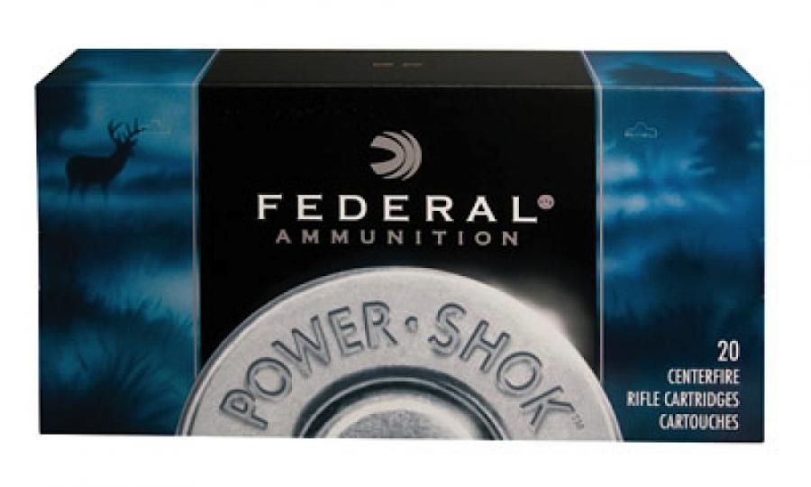 Federal Power-shok 7mm Remington Magnum Soft