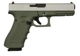 New Cerakote Glock 17 G4 Forest