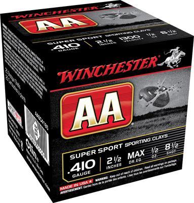 Winchester AA Target Loads 410 ga