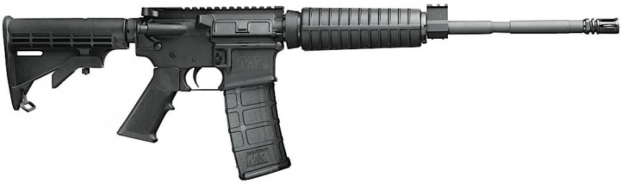S&W M&p15 Optics Rdy Ar-15 223
