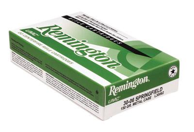 Remington Ammunition UMC 223 Rem/5.56 Nato