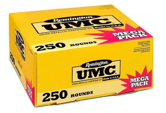 Remington Ammunition UMC 40 S&W Metal