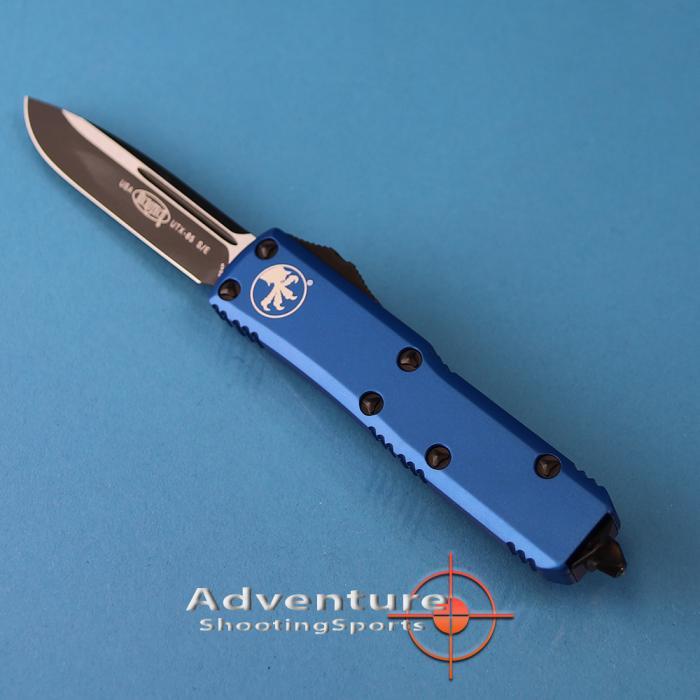 231-1bl Microtech Utx-85 S/E Blue