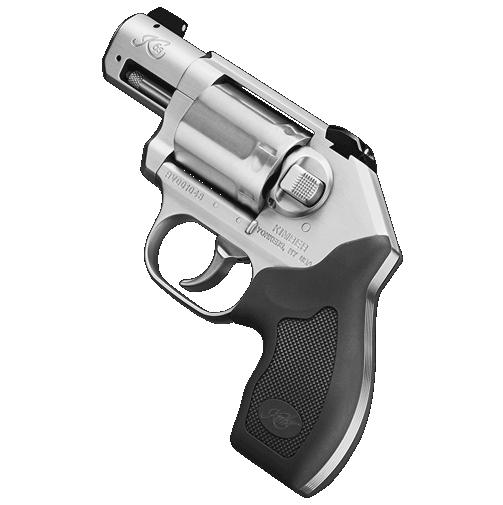 Kimber K6S Stainless Brushed 357 Magnum