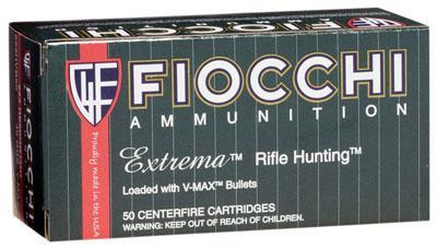Fiocchi Exacta 223 Remington/5.56 Nato V-max