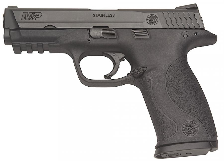 "S&W M&P Full-size 9mm 4.25"" 17+1"