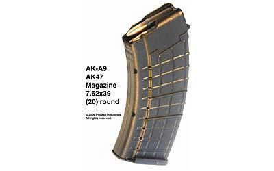 Promag Ak-47 762x39 20rd Poly Blk