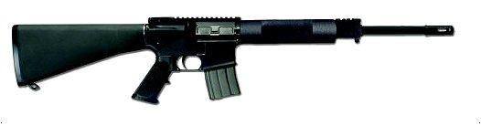 Bushmaster Xm-15 Ar-15 Carbine Hunter 450