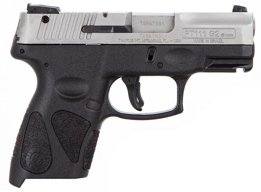Taurus Pt111 Millenium G2 SS 9mm