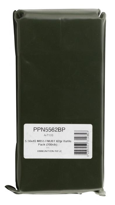 PPU Ppn5562bp Mil-spec M855 Battle Pack