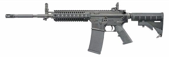 Colt M4 Monolithic