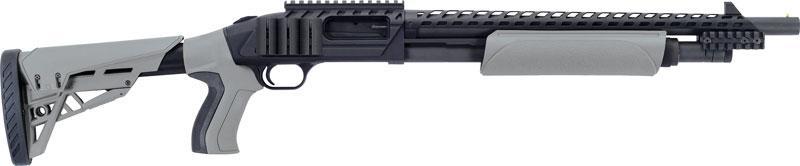 Mossberg 500 ATI Tactical 12m/18cb Gray