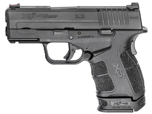 "Springfield Armory Xds-45 Mod2 45acp 3.3"""