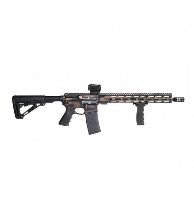 """5.56 Dagger Series Rifle 15"""" Rail,"""