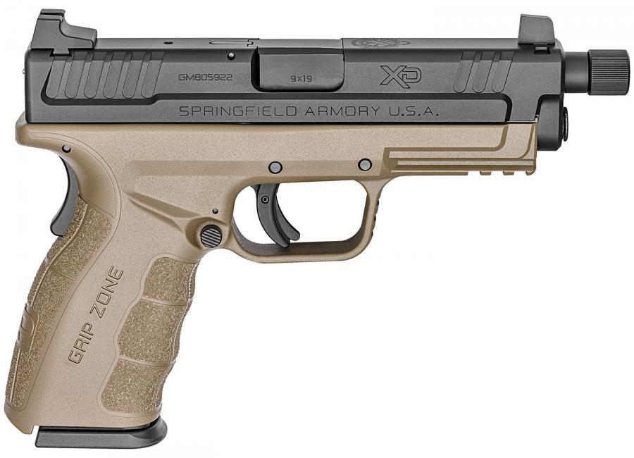 "Springfield Xd Mod.2 Srvc 9mm 4"""
