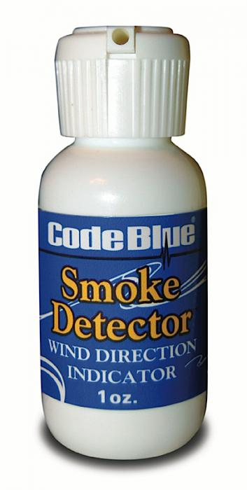 Code Blue Smoke Detector Wind Direction