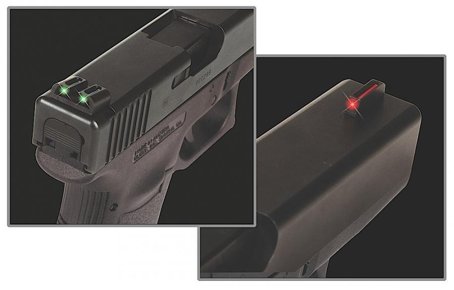 Truglo Brite Site Fiber Optic Glock
