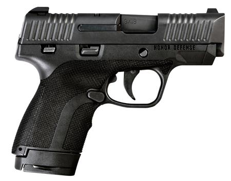 HD Hg9sc Guard Subcompact 9MM 7RD