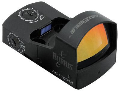 Burris Fast Fire III Reflex W/picatinny
